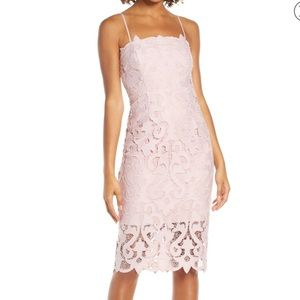 Nordstrom Lina Lace Cocktail Dress